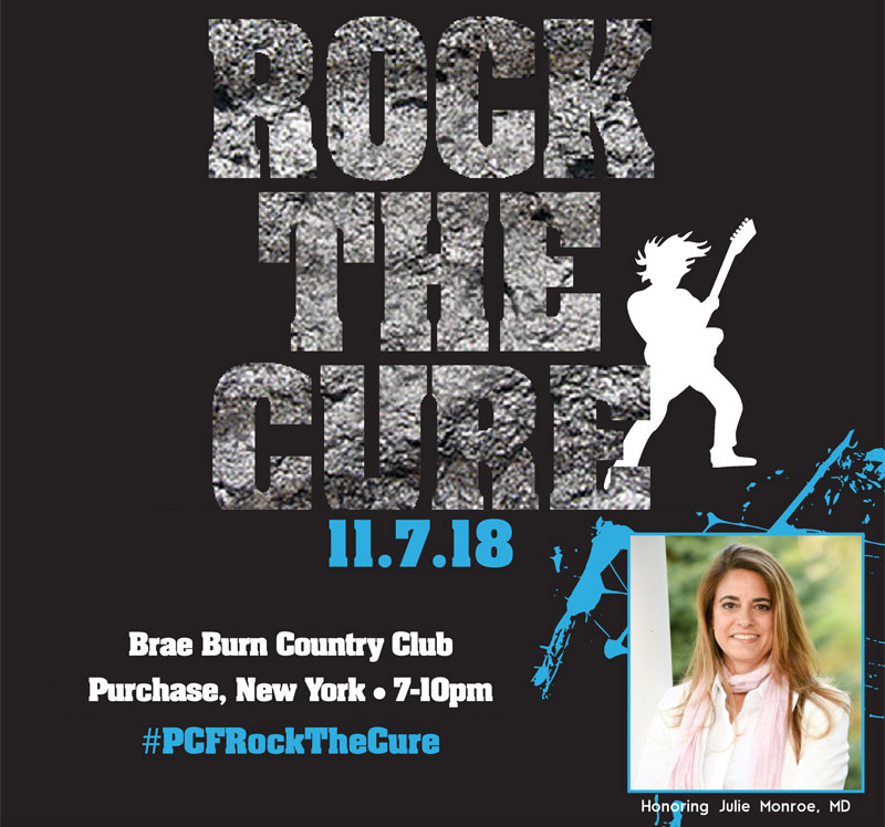Rock The Cure 2018 – Pediatric Cancer Foundation